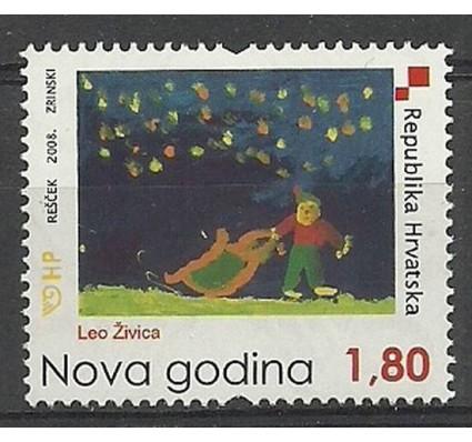 Znaczek Chorwacja 2008 Mi 881 Czyste **