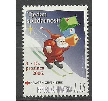 Znaczek Chorwacja 2006 Mi zwa 109 Czyste **