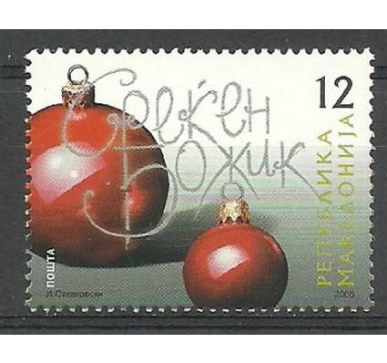 Znaczek Macedonia Północna 2008 Mi 487 Czyste **
