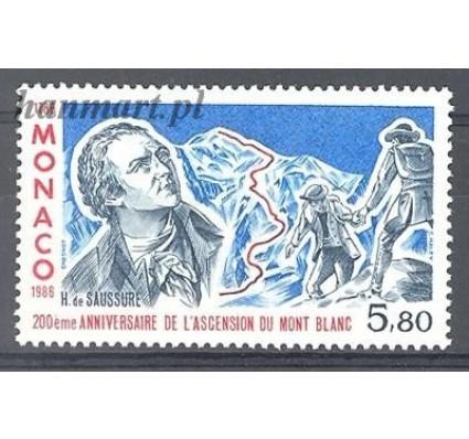 Znaczek Monako 1986 Mi 1781 Czyste **