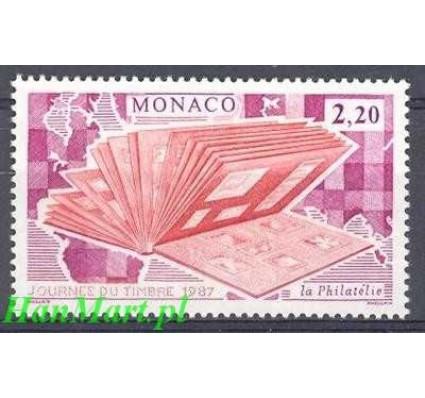 Znaczek Monako 1987 Mi 1806 Czyste **