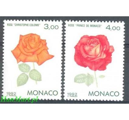 Znaczek Monako 1992 Mi 2084-2085 Czyste **