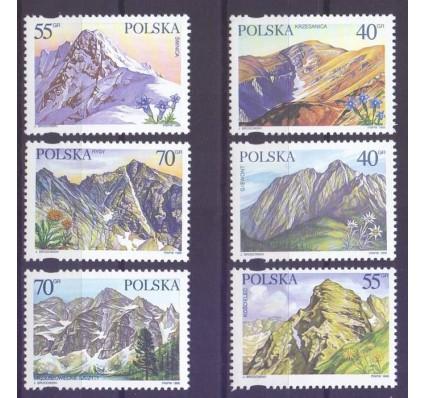 Znaczek Polska 1996 Mi 3618-3623 Fi 3470-3475 Czyste **