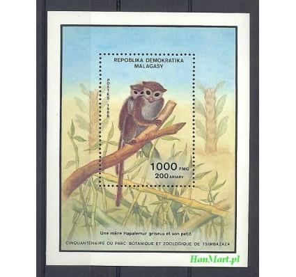 Madagaskar 1988 Mi bl 77 Czyste **