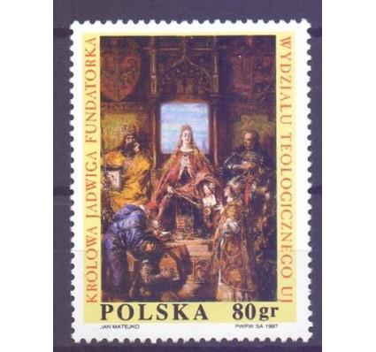 Znaczek Polska 1997 Mi 3661 Fi 3513 Czyste **