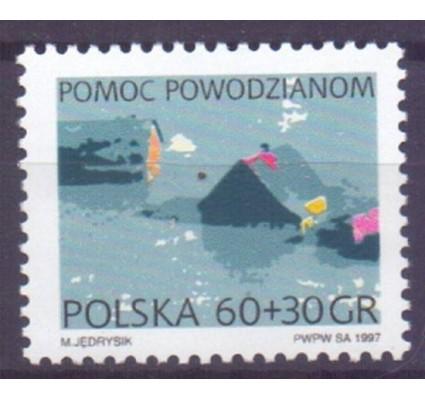 Znaczek Polska 1997 Mi 3669 Fi 3521 Czyste **