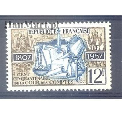 Znaczek Francja 1957 Mi 1135 Czyste **