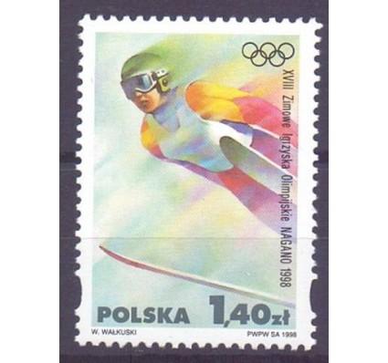Znaczek Polska 1998 Mi 3690 Fi 3542 Czyste **