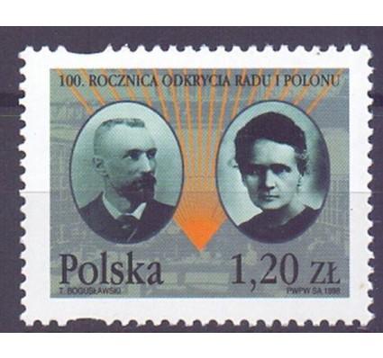 Znaczek Polska 1998 Mi 3726 Fi 3578 Czyste **