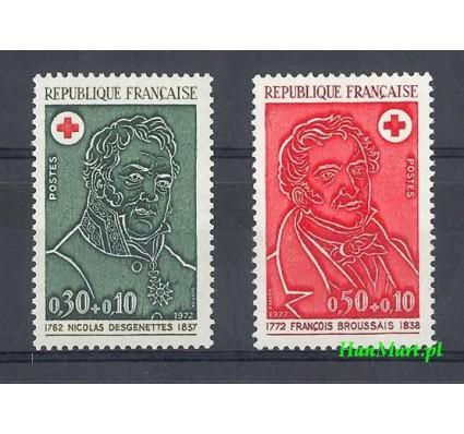 Znaczek Francja 1972 Mi 1815-1816 Czyste **
