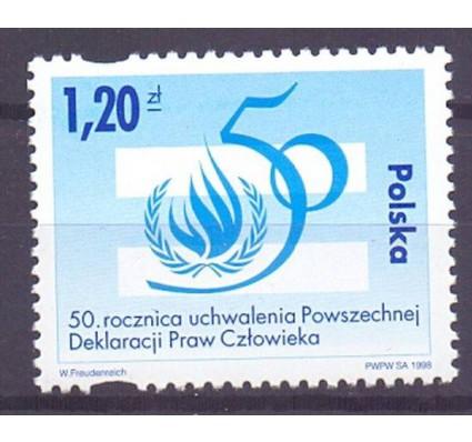 Znaczek Polska 1998 Mi 3736 Fi 3588 Czyste **