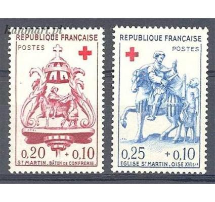 Znaczek Francja 1960 Mi 1329-1330 Czyste **