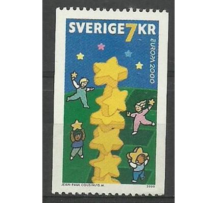 Znaczek Szwecja 2000 Mi 2181 Czyste **
