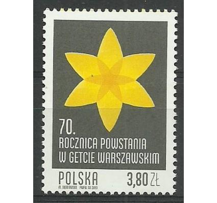 Znaczek Polska 2013 Mi 4605 Fi 4455 Czyste **