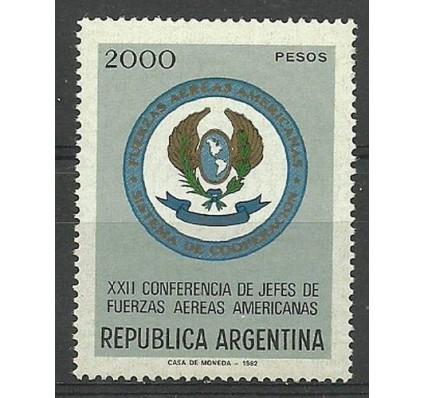 Znaczek Argentyna 1982 Mi 1555 Czyste **