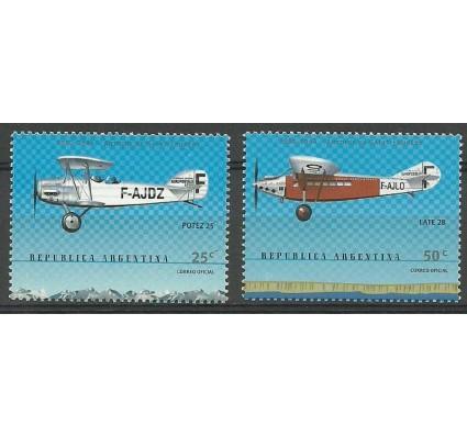 Znaczek Argentyna 2000 Mi 2580-2581 Czyste **