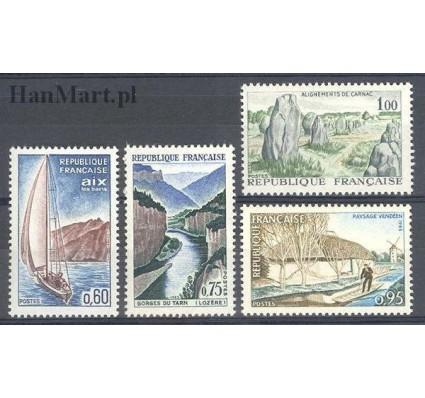 Znaczek Francja 1965 Mi 1516-1519 Czyste **