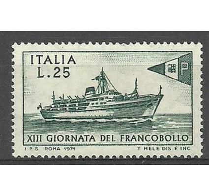 Znaczek Włochy 1971 Mi 1353 Czyste **