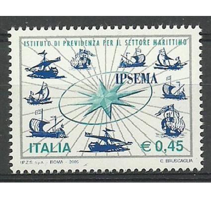 Znaczek Włochy 2005 Mi 3047 Czyste **