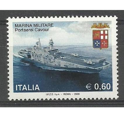 Znaczek Włochy 2006 Mi 3097 Czyste **