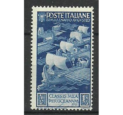 Znaczek Włochy 1937 Mi 583 Z podlepką *