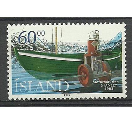 Znaczek Islandia 2002 Mi 1002 Czyste **