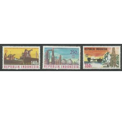 Znaczek Indonezja 1985 Mi 1182-1184 Czyste **