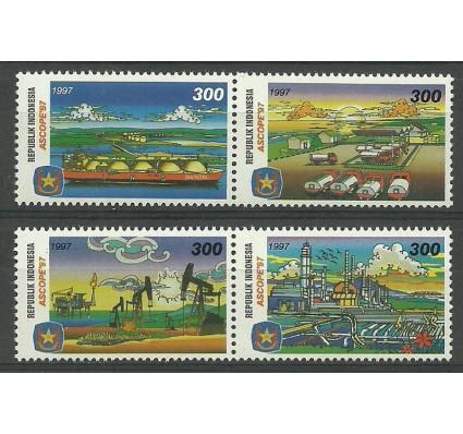 Znaczek Indonezja 1997 Mi 1744-1747 Czyste **