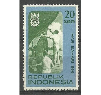 Znaczek Indonezja 1966 Mi 540 Czyste **