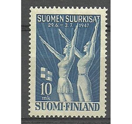 Znaczek Finlandia 1947 Mi 339 Czyste **