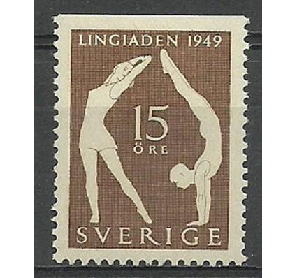 Znaczek Szwecja 1949 Mi 350Do Czyste **
