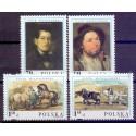Polska 2000 Mi 3846-3849 Fi 3698-3701 Czyste **