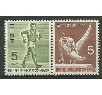Znaczek Japonia 1965 Mi 900-901 Czyste **