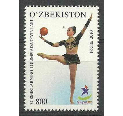 Znaczek Uzbekistan 2010 Mi 899 Czyste **