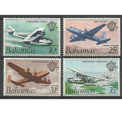 Znaczek Bahamy 1985 Mi 582-585 Czyste **