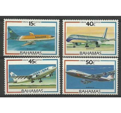 Znaczek Bahamy 1987 Mi 649-652 Czyste **