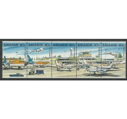 Znaczek Bahamy 1987 Mi 658-662 Czyste **