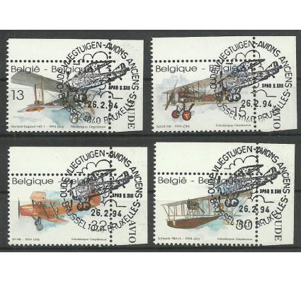 Znaczek Belgia 1994 Mi 2594-2597 Stemplowane