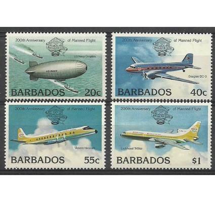 Znaczek Barbados 1983 Mi 583-586 Czyste **
