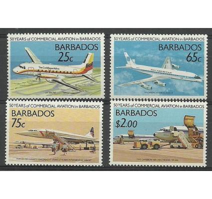 Znaczek Barbados 1989 Mi 713-716 Czyste **