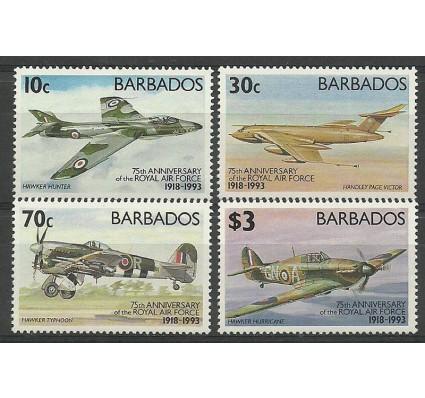 Znaczek Barbados 1993 Mi 815-818 Czyste **