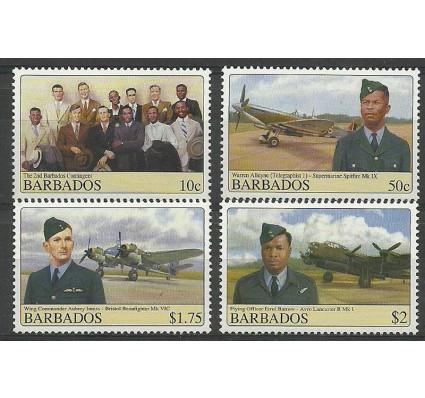 Znaczek Barbados 2008 Mi 1156-1159 Czyste **