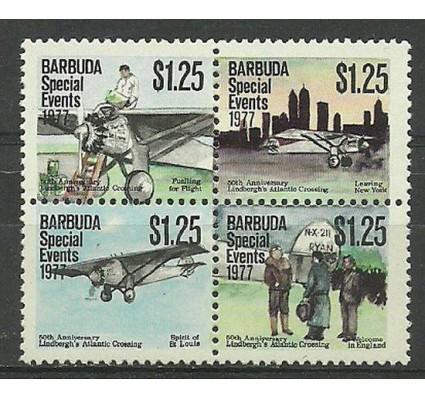 Znaczek Barbuda 1977 Mi 360-363 Czyste **