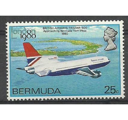 Znaczek Bermudy 1980 Mi 382 Czyste **
