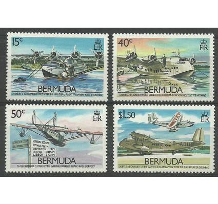 Znaczek Bermudy 1987 Mi 513-516 Czyste **