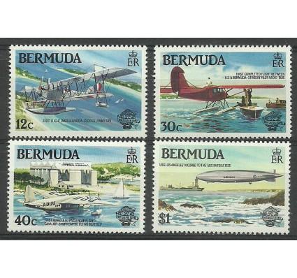 Znaczek Bermudy 1983 Mi 430-433 Czyste **