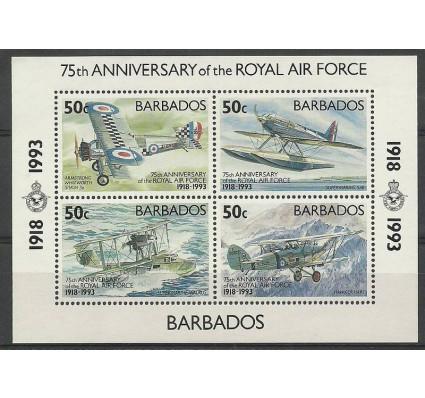 Znaczek Barbados 1993 Mi bl 29 Czyste **