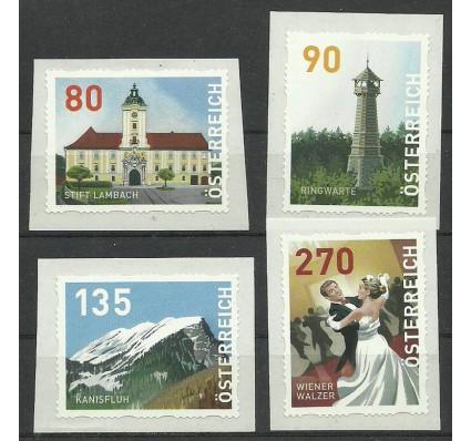Znaczek Austria 2019 Mi DM17-DM20 Czyste **