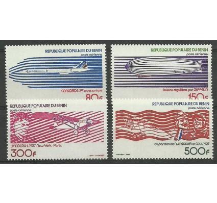 Znaczek Benin 1977 Mi 93-96 Czyste **