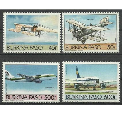 Znaczek Burkina Faso 1985 Mi 1021+1022+1024+1026 Czyste **